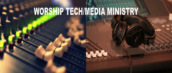 worship tech_media ministry logo